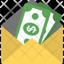 Send Money Cash Icon