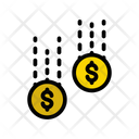 Send Dollar Money Icon