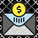 Send Money Money Finance Icon