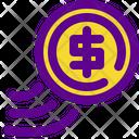 Flip Banking Economy Icon