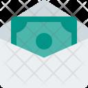 Send Money Letter Icon