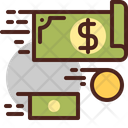 Send Money Transfer Money Transfer Icon