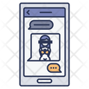 Send Messages Group Icon
