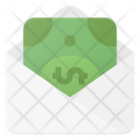 Send Money Bill Icon