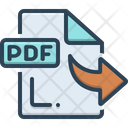 Derived Received Secured Icon