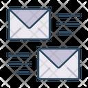 Send Receive Mail Send Receive Icon