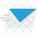 Sending Message Mail Icon