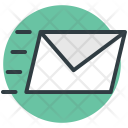 Sending Mail Email Icon
