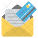 Sending Debit Atm Icon
