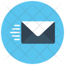 Sending Email Service Courier Send Mail Icon