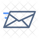 Sending Email Message Icon