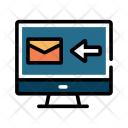 Sending Email Mail Icon