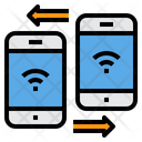 Sending Wifi Icon