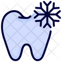 Sensitive teeth Icon