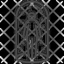 Sensitize Cabin Icon