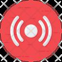 Sensor Sensor Waves Motion Sensor Icon