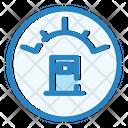 Sensor Fuel Gas Icon