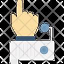 Sensor Touch Icon