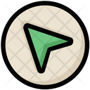 Social Arrow Email Icon