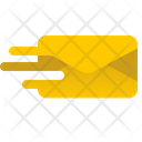 Sent Delivery Mail Icon