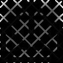 Sent Email Arrow Icon