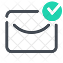 Done Mail Email Icon
