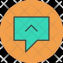 Sent Send Sms Icon