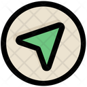 Sent Arrow Icon