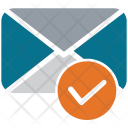 Sent Email Envelope Icon