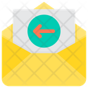 In Sent Mail Icon