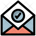 Sent Mail Message Icon