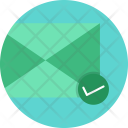 Check Letter Mail Icon