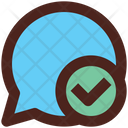 Sent Message Chat Message Icon