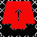 Message File Send Icon