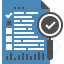 Seo Audit Document Icon