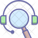 Seo Consulting Support Icon