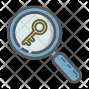 Seo Keyword Research Icon