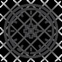 Seo Time Managment Icon