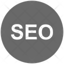 Seo Web Search Engine Icon