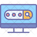 Search Lens Zoom Icon