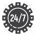 Seo Technical Support Icon