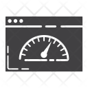 Seo Page Speed Icon