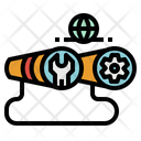 Virtual Tech Support Icon