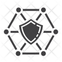 Seo Network Protection Icon