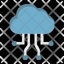 Seo Cloud Computing Icon