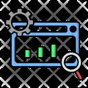 Seo Marketing Web Icon