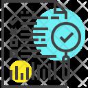Seo Audit Document Icon
