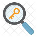 Seo Keyword Research Icon