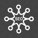 Seo Promotion Connection Icon