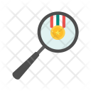 Seo Award Search Icon